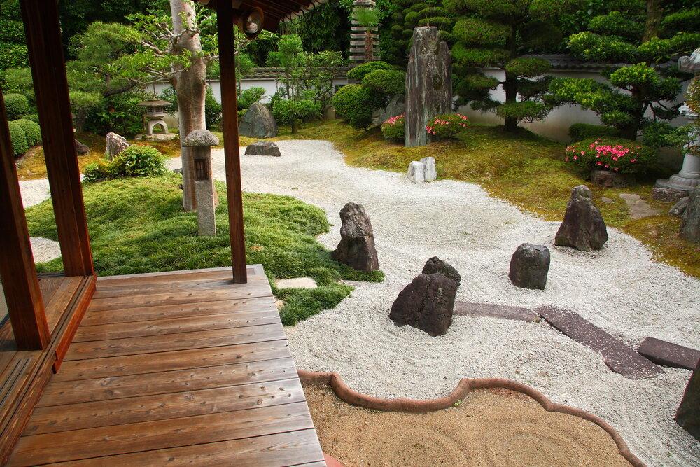 Aménager un joli jardin japonais chez soi