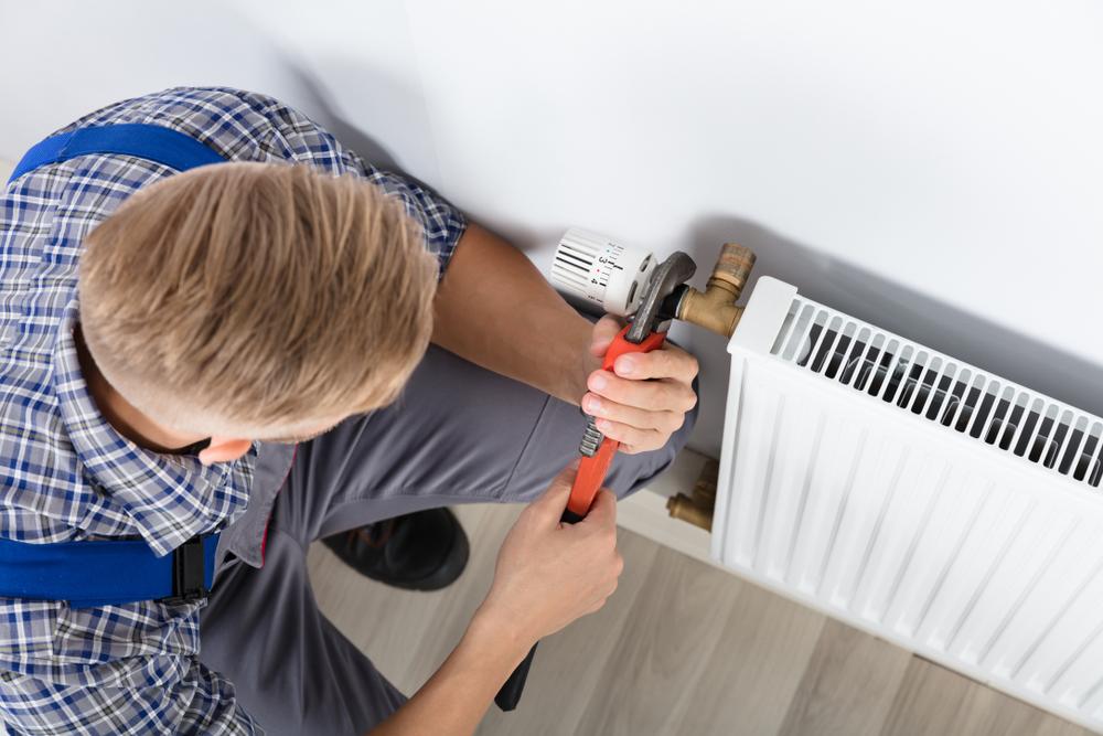 installation radiateur